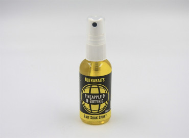 Nutrabaits Pineapple & N-Butyric Spray