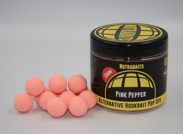 Nutrabaits Pink Pepper Pop Ups